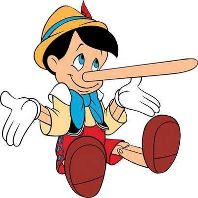 Las mentiras más comunes de los hombres