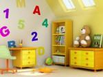 Decora una habitación infantil fácilmente