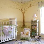Consejos para decorar el cuarto del bebé