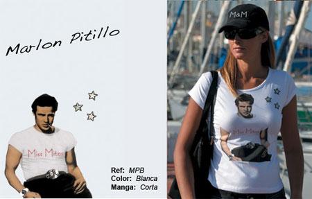 Camisetas Miss Mitos