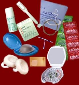 los metodos anticonceptivos