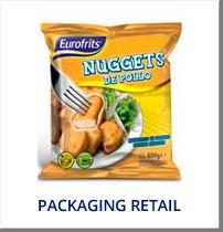 nuggets congelados de pollo