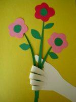 Cuidar de flores como terapia