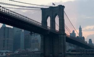 Puente de Brooklyn, Nueva York, Destino