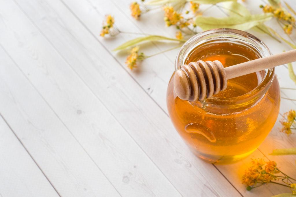 miel pura y natural